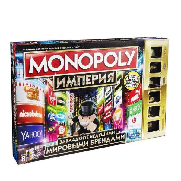 Настольная игра Монополия Империя (обновленная) Other Games B5095 от Ravta