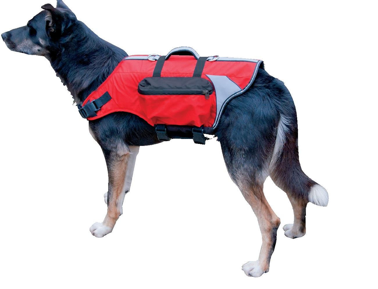Шлейка ездовая многофункц.+поводок для круп.собак, 50-64 см + 25 мм*62-109 см от Ravta