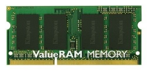 Оперативная память Kingston 4Gb DDR3 SO-DIMM (PC3-12800, 1600, CL11) (KVR16S11S8/4) от Ravta