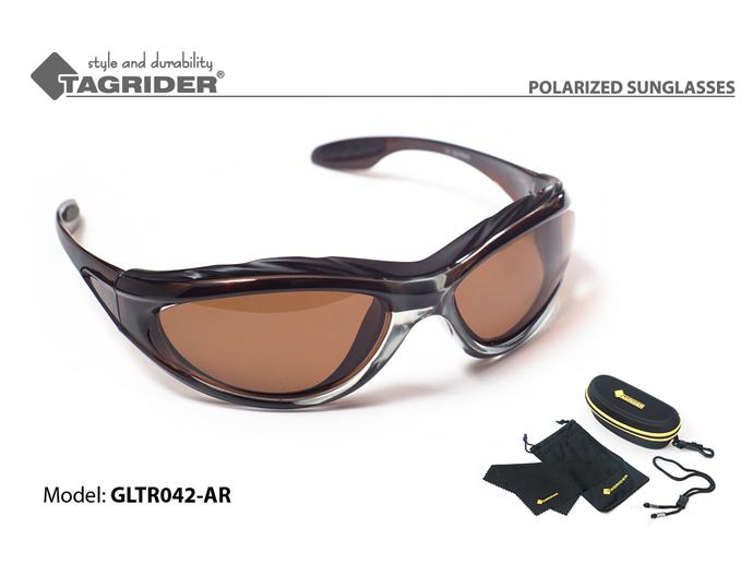 Очки поляриз.Tagrider в чехле GLTR 042 AR от Ravta
