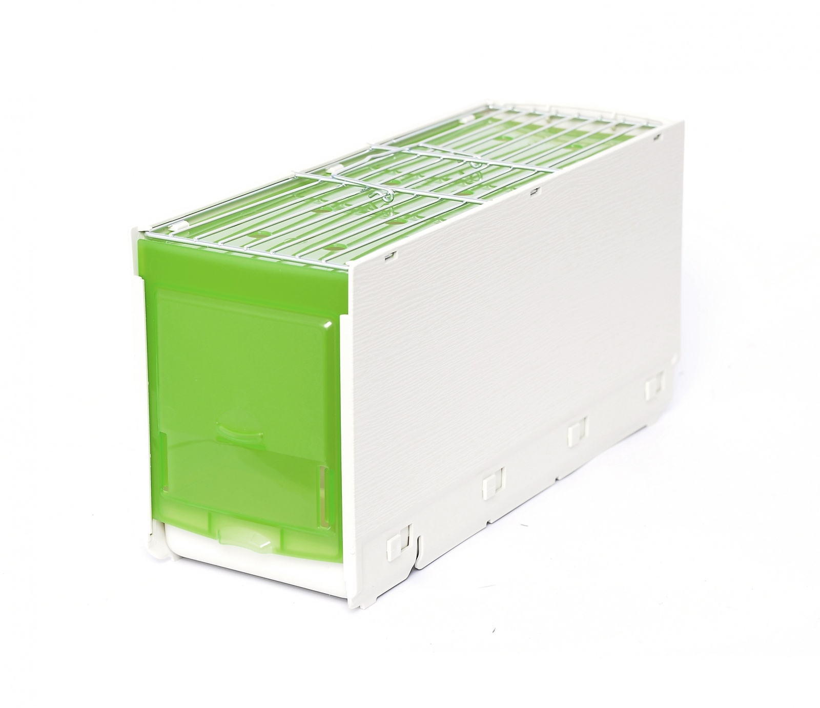 Benelux Переноска для птиц пластиковая 20 * 11 * 14 см (Transportcage plastic medium) 14776 от Ravta