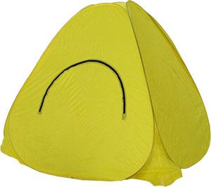 Палатка зим. Comfortika автомат. 1,5 х 1,5 м желтая от Ravta