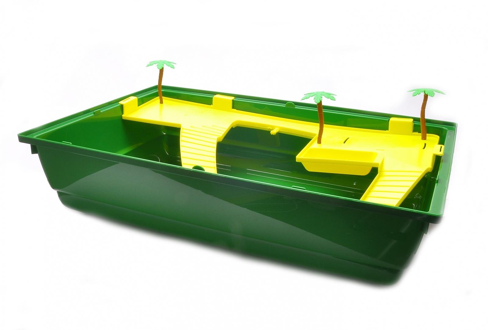 benelux Benelux Закрытый террариум для черепах L 60 * 40 * 30 см H (Turtle box large) 447 50472