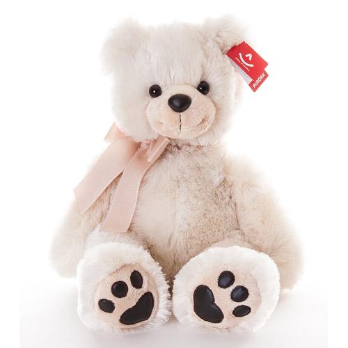 Мягкая игрушка Медведь кремовый 50 см, Aurora 31-091Мягкие игрушки<br><br><br>Артикул: 31-091<br>Бренд: Aurora