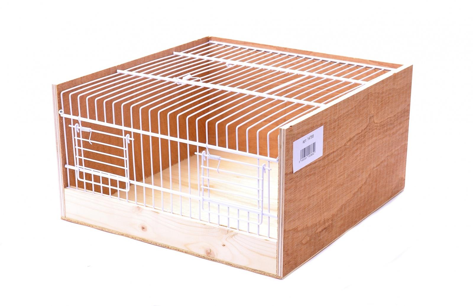 Переносные клетки для голубей