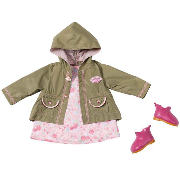 Zapf Creation Baby Annabell 794-616 Бэби Аннабель Одежда демисезонная от Ravta