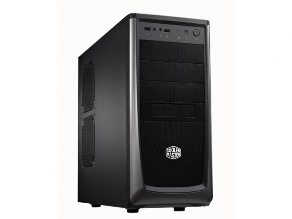 Корпус Cooler Master Elite 372 black 500W Thunder (RC-372-KKA500) от Ravta