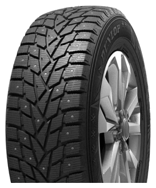 235/60 R18 DUNLOP Grandtrek Ice 02 107T ШипЛегковые шины<br><br><br>Артикул: 207444<br>Сезонность шины: зимняя<br>Бренд: Dunlop