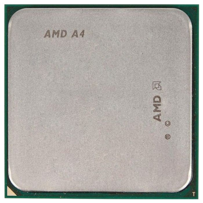CPU A4 X2 6300 8370D SFM2 OEM 65W 3700 AD6300OKA23HL AMD от Ravta