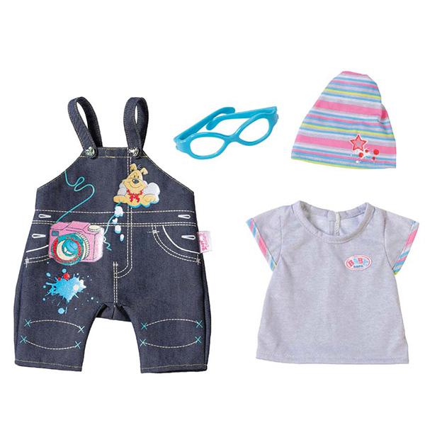 Zapf Creation Baby born 822-210 Бэби Борн Одежда Джинсовая в ассортименте от Ravta