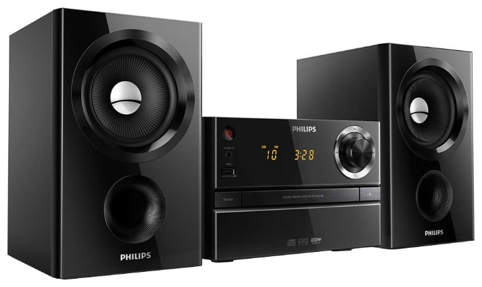 Музыкальный центр Philips MCM1350/12 от Ravta