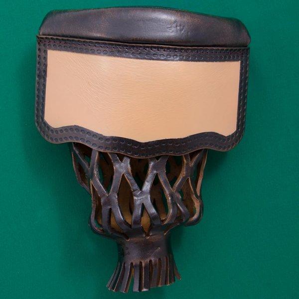 Комплект луз пул (57 мм, черно-белые, кожа, тиснение, патина)Аксессуары для бильярда<br><br><br>Артикул: 70.110.31.5<br>Бренд: Classic