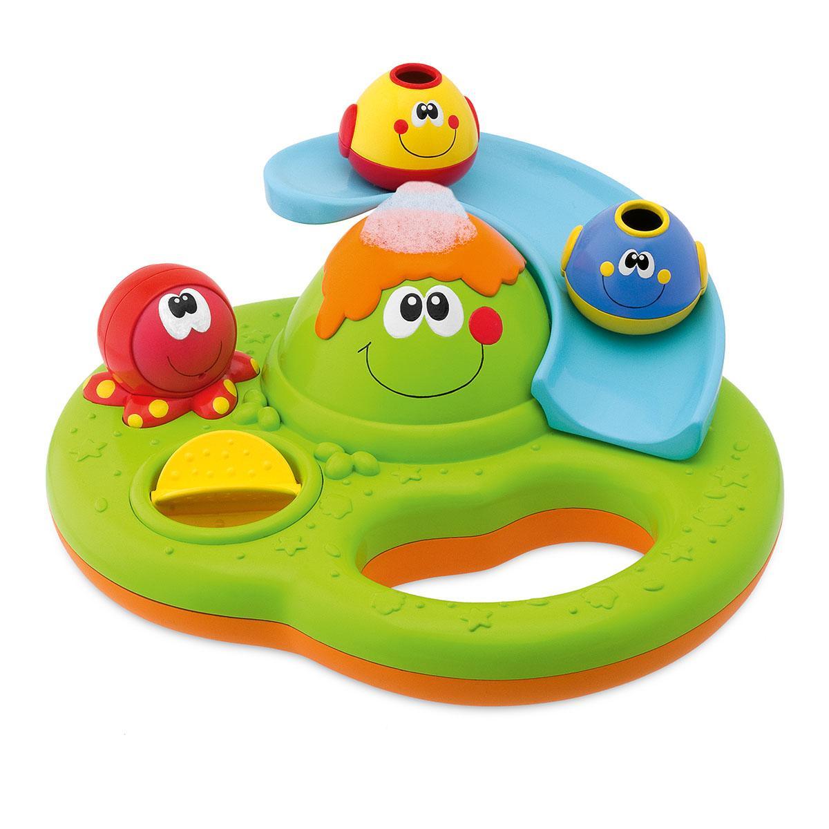 Игрушка для ванны Остров ГавайиИгрушки для ванны<br><br><br>Артикул: 10CO1275<br>Бренд: Chicco