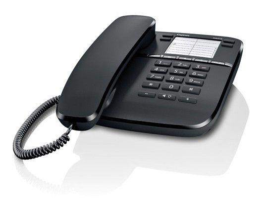 Телефон Gigaset DA410 (черный) от Ravta