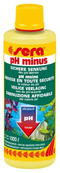 sera Sera pH/KH-минус, 5000 мл 3580