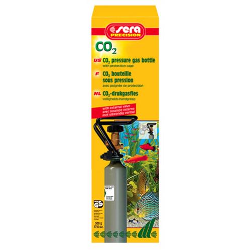 Sera CO2-баллон со сжатым газом с внешним клапаном, 500 г от Ravta
