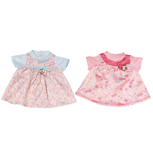 Zapf Creation Baby Annabell 794-531 Бэби Аннабель Одежда Платья в ассортименте от Ravta