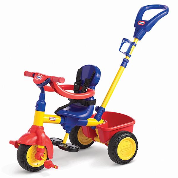 Игрушка Велосипед 3 в 1 красно-синий, Little Tikes 627354Велосипеды для детей<br><br><br>Артикул: 627354<br>Бренд: Little Tikes