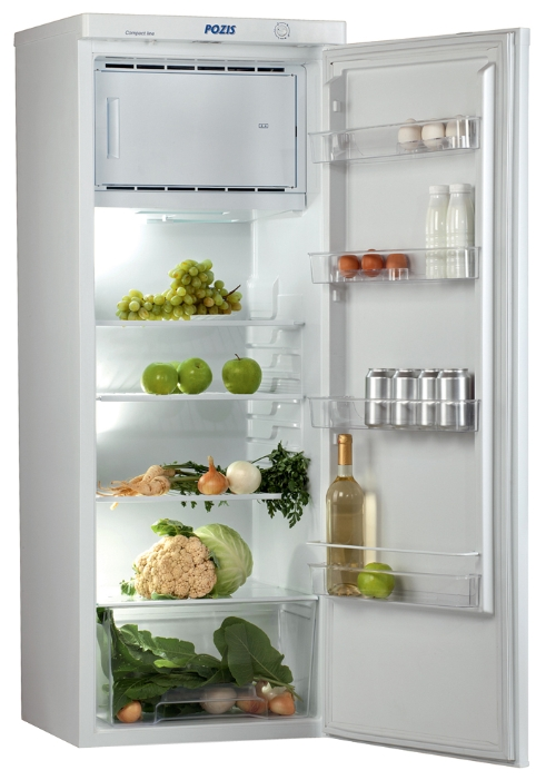 Холодильник Pozis RS-416 серебро от Ravta