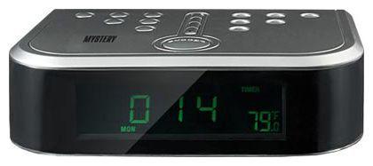 Радиобудильник Mystery MCR-66 (серебристый) от Ravta