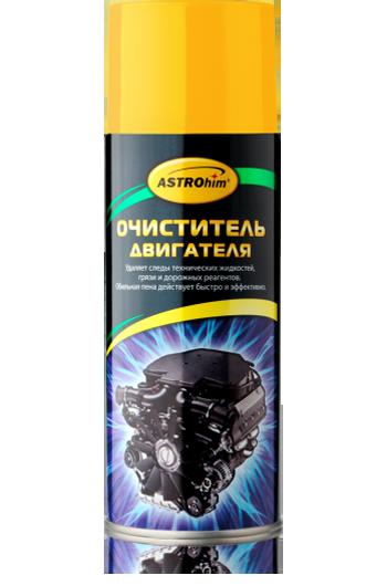 Очиститель двигателя Astrohim AC-387 аэрозоль (520мл) от Ravta