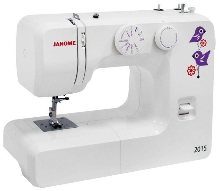Швейная машина Janome 2015 от Ravta