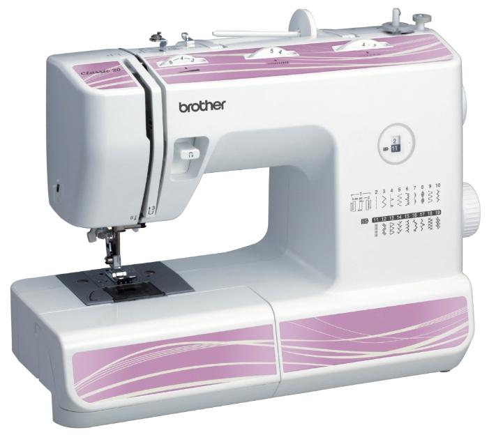 Швейная машина Brother Classic 20 от Ravta