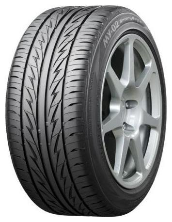 185/55 R15 Bridgestone Sporty Style MY-02 82VЛегковые шины<br><br><br>Артикул: 205323<br>Сезонность шины: летняя<br>Бренд: Bridgestone