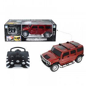 Лицензионная машина HUMMER H2 на радиоуправлении, масштаб 1:12 (арт. Т54267)Радиоуправляемые игрушки<br><br><br>Артикул: Т54267<br>Бренд: 1 TOY<br>Пол: Для мальчиков<br>Категории: Машинки<br>Возраст ребенка: от 4 до 50 лет