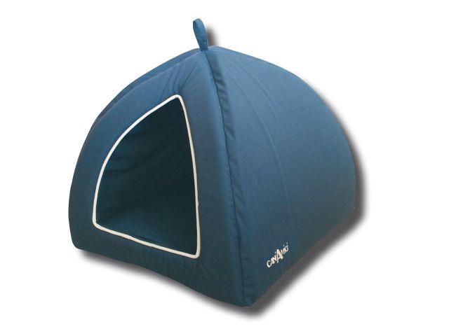 croci Дом-пирамида Тефлон, 40х40х35 см, синее C2078479