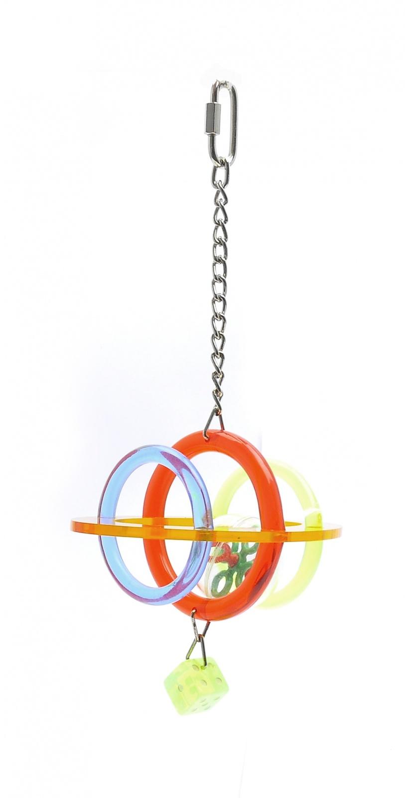 "Benelux Игрушка для попугаев ""Гоша"", 17*10*10 см (Coco toys for parrots and parrakeet) 14417 от Ravta"