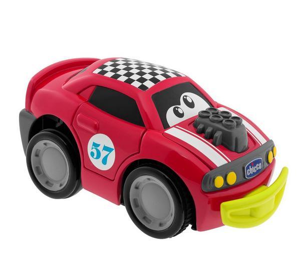 Турбо-машина Muscle car от Ravta