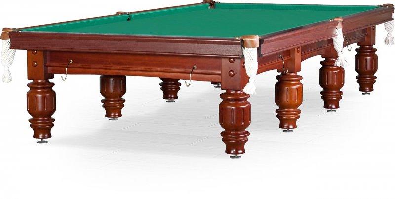 Стол / пирамида 12 ф (орех пекан)Столы бильярдные, плиты<br><br><br>Артикул: SAMPL1-12<br>Бренд: Classic