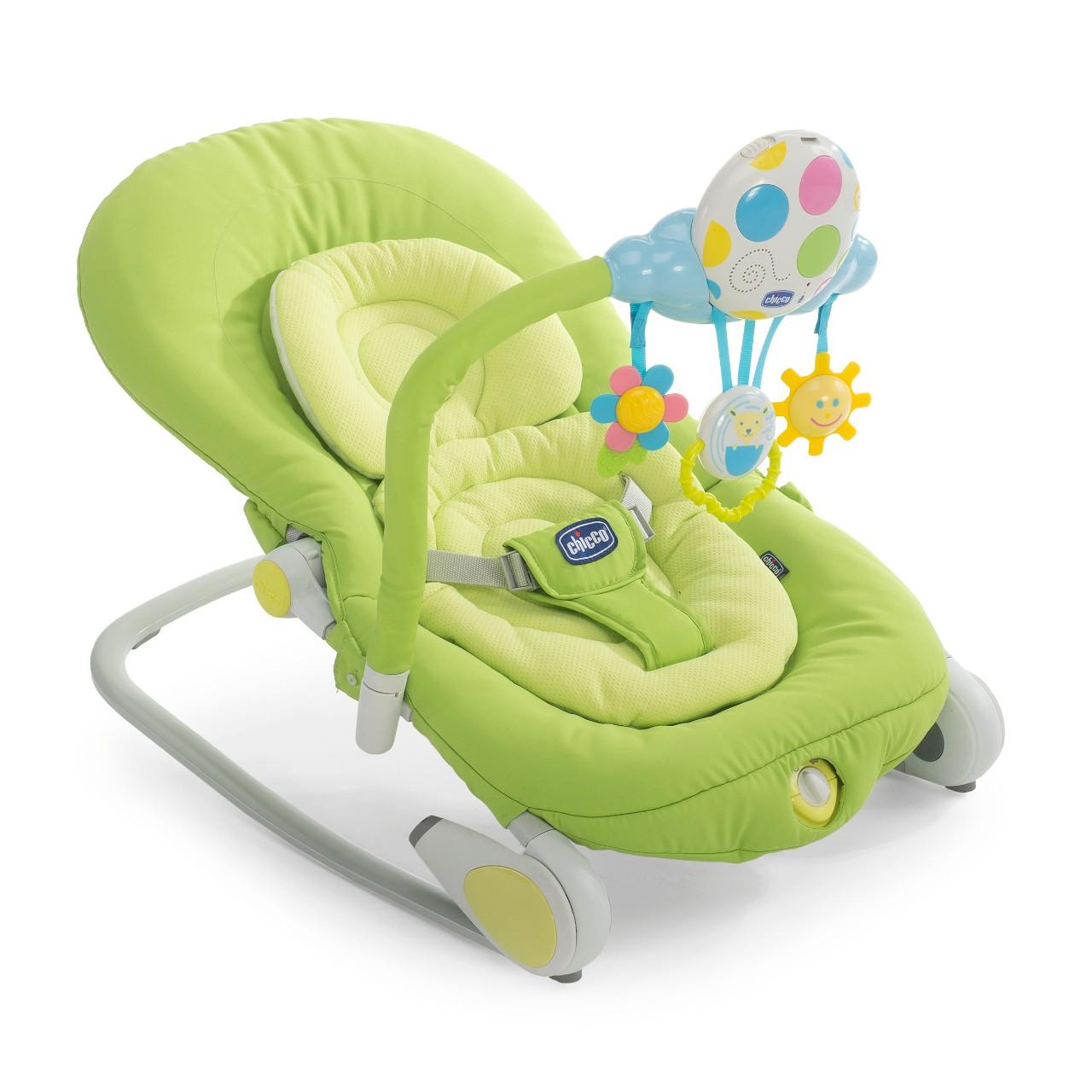 Креслице-качалка BALLOON BABY  SPRING от Ravta