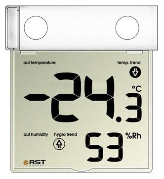 Термометр RST 01278 от Ravta
