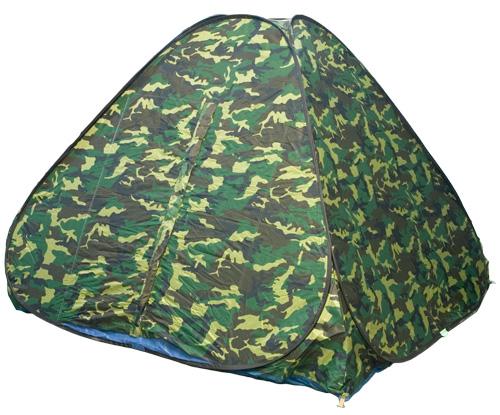 Палатка Comfortika автомат КМФ 2 х 2 м от Ravta