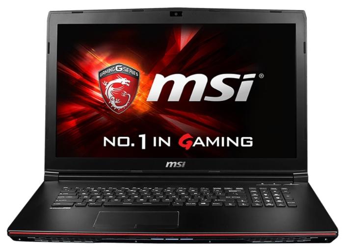 "Ноутбук MSI GP72 2QE-078RU i7-5700HQ/17.3""/4096/1T/GTX950M-2048/W10 (9S7-179323-078) от Ravta"