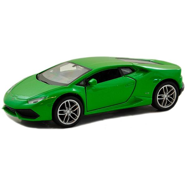 Welly 24056 Велли Модель машины 1:24 Lamborghini Huracan LP610-4 от Ravta