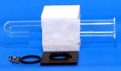 Sera Цилиндр из кварц.стекла д/УФ-лампы 9-18 Вт для sera pond нап.фильтров Т+УФ от Ravta