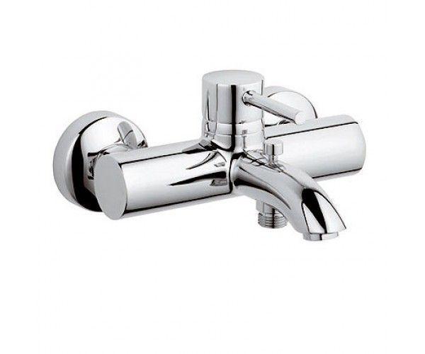 Смеситель для ванны Kludi Bozz (арт.386910576) хромСмесители<br><br><br>Артикул: 386910576<br>Бренд: Kludi<br>Материал: хром<br>Страна-изготовитель: Германия<br>Коллекция смесителей: Bozz<br>Вид смесителя: Смеситель для ванны