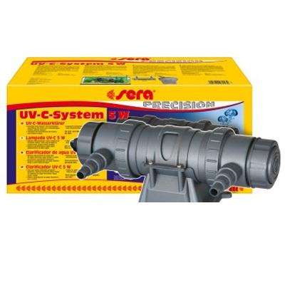 Sera pond УФ-стерилизатор для прудов, 30 Вт от Ravta