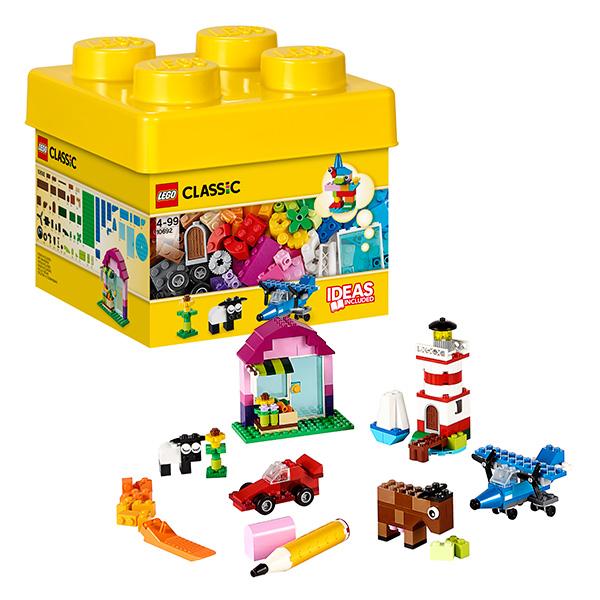 Конструктор Классика Набор для творчества, Lego 10692LEGO Конструкторы<br><br><br>Артикул: 10692<br>Бренд: Lego