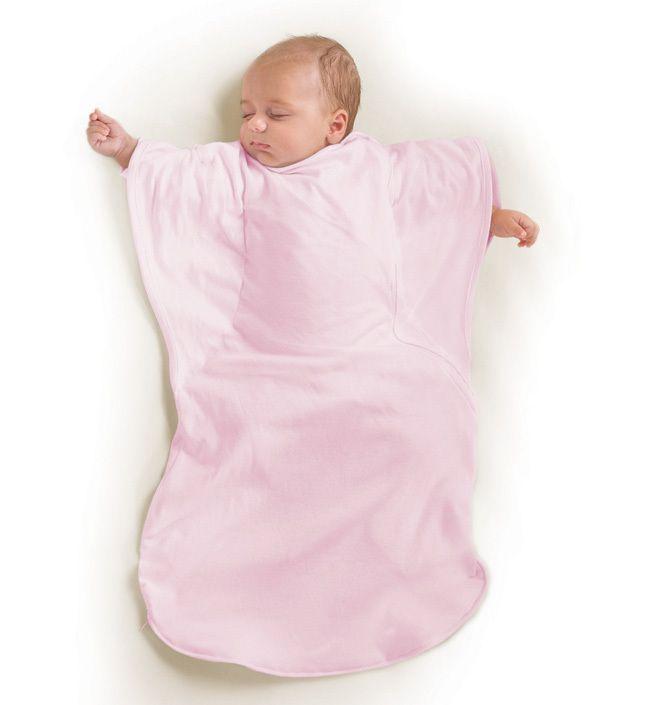 Спальный конверт-мешок ComfortMe Wearable (цвет - Голубой (размер S/M)), Summer Infant от Ravta