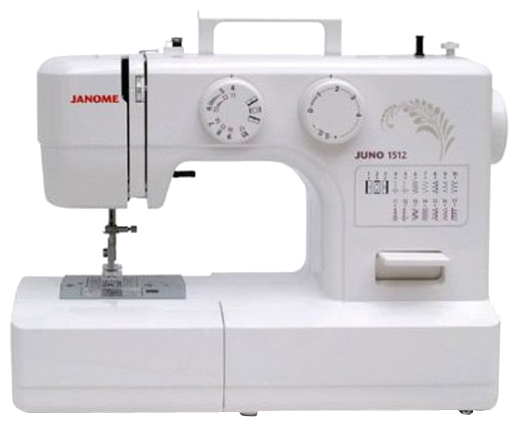Швейная машина Janome Juno 1512 от Ravta