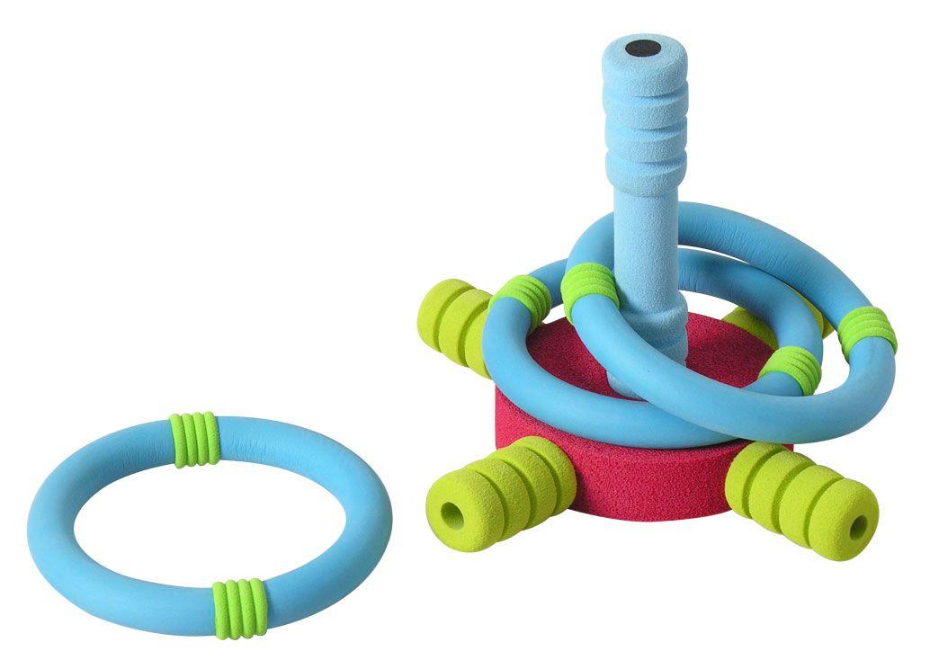 Много идей, из чего сделать колечки и как с ними играть.