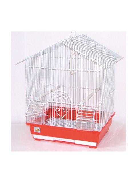 """Клетка д/птиц """"JENNY"""" (домик), 35х28х46 см от Ravta"""