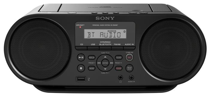Магнитола Sony ZS-RS60BT от Ravta