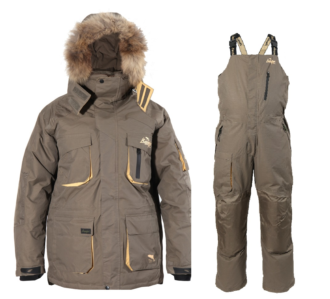Зимний костюм Huntsman Канада, -35С