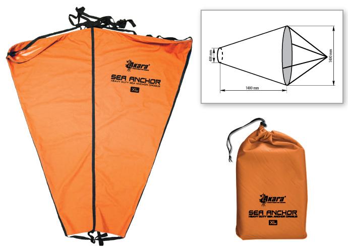 Якорь-парашют Akara ПВХ диам.140 см от Ravta