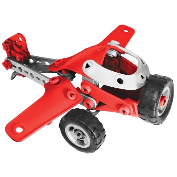 Конструктор Meccano Легкомоторный самолёт 4-в-1, Spin Master 91745Конструкторы<br><br><br>Артикул: 91745<br>Бренд: Meccano